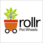 Rollr Mobile Pot Plant Stands