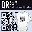 QR Code Stickers & Shirts
